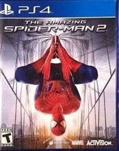 AMAZING SPIDERMAN 2 FOR PS4