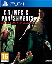 Crimes and Punishments: Sherlock Holmes PS4 Game