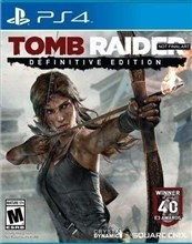 بازی TOMB RAIDER DEFINITIVE  برای PS4