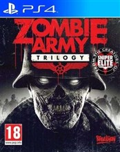 ZOMBIE ARMY TRLIOGY FOR PS4
