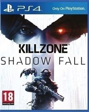 KILL ZONE  SHADOW FALL FOR PS4