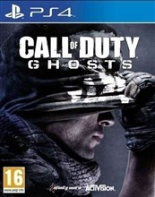 بازی CALL OF DUTY GHOSTS FOR PS4