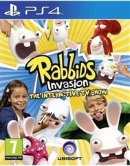 بازی RABBIDS INVASION FOR PS4