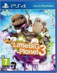 کارکرده بازی LITTLE BIG PLANET 3 FOR PS4