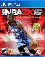 NBA 2K 2015 FOR PS4 ریجن 2