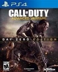 ریجن آل بازی نسخه CALL OF DUTY ADVANCED  DAY ZERO برای PS4