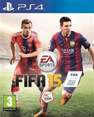 FIFA 15 FOR PS4 ریجن  ALL