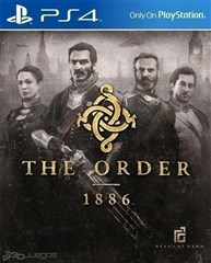 THE ORDER 1886 FOR PS4 ریجن 2