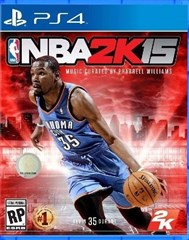 NBA 2K 2015 FOR PS4 ریجن 1