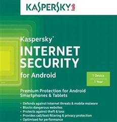 لایسنس Kaspersky Internet Security for Android