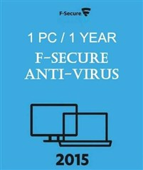 لایسنس F-Secure Anti-Virus 2015 3 PC