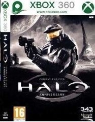 HALO Combat Evolved Anniversary FOR XBOX 360