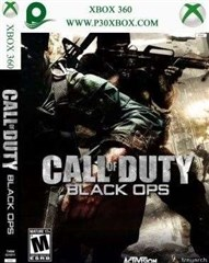 CALL OF DUTY : BLACK OPS FOR XBOX 360