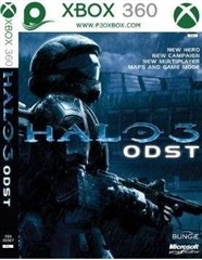 HALO 3 ODST FOR XBOX 360