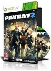 Payday 2 FOR XBOX 360