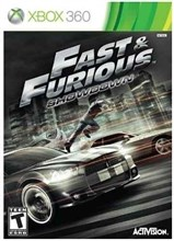 Fast And Furious Showdown XBOX 360