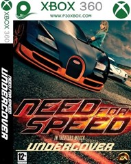Need for Speed Undercover for xbox 360