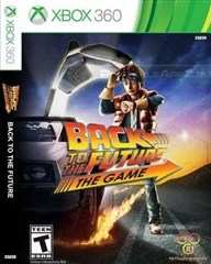 بازی  BACK TOTHE FUTURE   برای XBOX 360