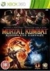 Mortal Kombat Komplete Edition for xbox 360