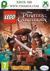 LEGO PIRATES FOR XBOX 360