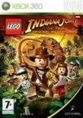 LEGO INDIANA JONES FOR BOX 360