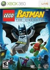 LEGO BATMAN FOR XBOX 360