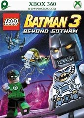 LEGO BATMAN 3 BEYOND GOTHAM FOR X-360