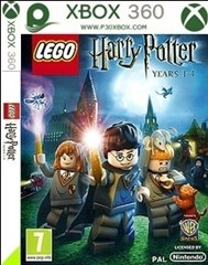 LEGO Harry Potter: Years 1- 4 FOR XBOX 360