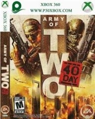 Army of Two The 40th Day  FOR XBOX 360
