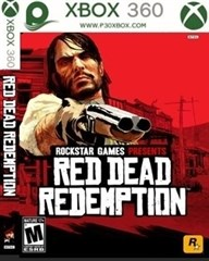 Red Dead Redemption GAME OF THE YEAR  FOR XBOX 360