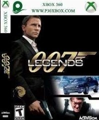 JAMES BOND 007 LEGENDS FOR XBOX 360