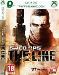 Spec Ops The Line FOR XBOX 360