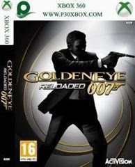 JAMES BOND 007 GOLDEN EYE RELOADED FOR XBOX 360