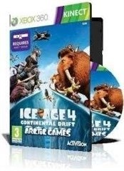 Ice Age 4 Continental Drift XBOX 360
