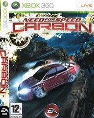 بازي Need For Speed Carbon  براي XBOX 360