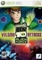 ben 10 alien force FOR XBOX 360