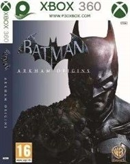 Batman Arkham Origins FOR XBOX 360