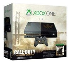 کنسول بازی XBOX ONE باندلCALL OF ADVANCED ریجن 1