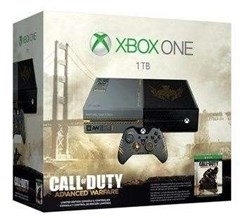 کنسول XBOX ONE CALL OF DUTY ADVANCED WAR رجین 2
