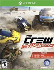 بازی THE CREW WILD RUN EDITION برای XBOX ONE