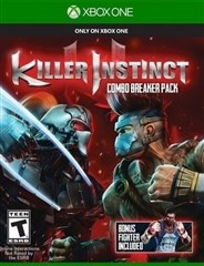 KILLER INSTINCT COMBO BREAKER PACK FOR XBOX ONE
