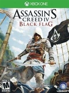ASSASSINS CREED IV BLACK FLAG FOR XBOX ONE