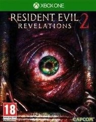 کارکرده بازی RESIDENT EVIL REVELATION 2 FOR XBOX ONE