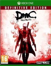 DEVIL MAY CRY DEFINITIVE EDITION FOR XBOX ONE