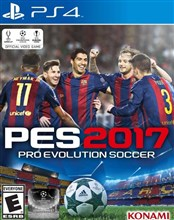 کارکرده  بازی Pro Evolution Soccer 2017-PES 17- PS4