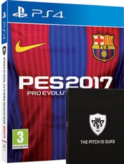 نسخه استیل بوک  Soccer 2017-PES 17- PS4 Barcelona Edition