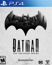 بازی BATMAN THE TELLTALE SERIES برای PS4