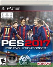 بازی Pro Evolution Soccer 2017-PES 17- PS3
