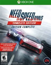 بازي NEED FOR SPEED RIVALS نسخه  COMPLETE  XBOX ONE