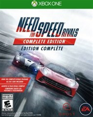 بازی NEED FOR SPEED RIVALS نسخه  COMPLETE  XBOX ONE